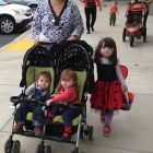 Tick or Treating at Sterling Montessori